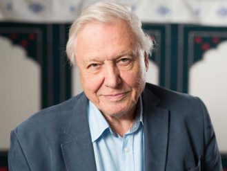 Sir David Attenborough – via The Guardian